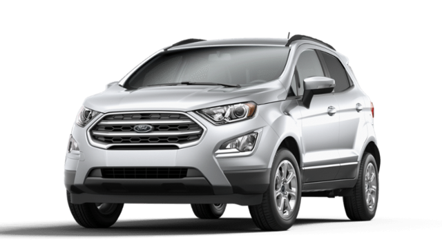 New 2020 Ford EcoSport SE Crossover in Rye, NY